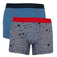 Levi's 2PACK pánske boxerky viacfarebné (905022001 003)