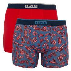 Levi's 2PACK pánske boxerky viacfarebné (905035001 002)