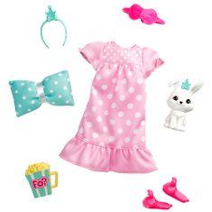 Mattel Barbie Princess Adventure Állatka és ruha Nyuszi kiegészítőkkel