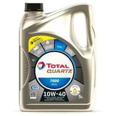 Total Quartz 7000 Diesel 10W-40 (5 l)
