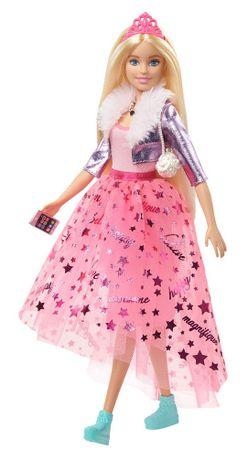 Mattel Barbie Princess Adventure Princesa, blondinka