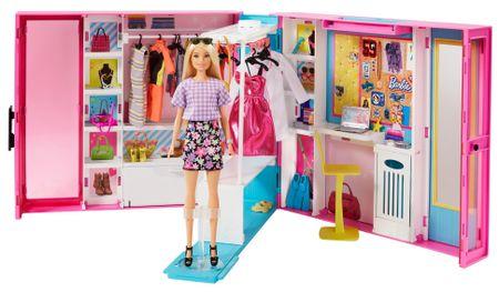 Mattel Barbie Ormar iz snova s lutkom