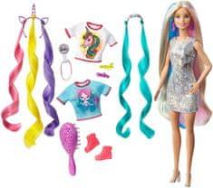 Mattel Barbie Bábika s rozprávkovými vlasmi