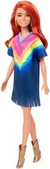 Mattel Barbie Modell 141 - Színes ruha