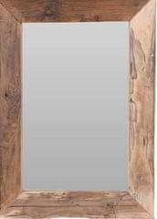 Koopman Zrcadlo teak.dřevo, 50x70 cm