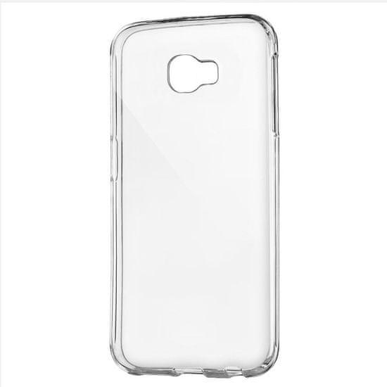 MG gumené púzdro Clear Gel 1.0mm pre Huawei P20, priesvitné