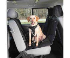 Trixie Autó üléshuzat 1, 45x1, 60m-fekete trixie, trixie, akció