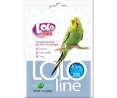 Kraftika Lololine koraliki jodu dla papużek falistych 20g,