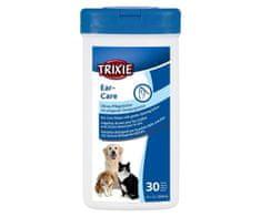 Trixie Pielęgnacja uszu, chusteczki czyszczące,