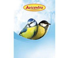 Avicentra Zimowa mieszanka dla ptaków 1kg avicentra,