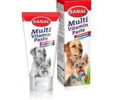 Kraftika Sanal Multivitamínová Pasta+biotin 100g, Nederma B. V.
