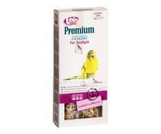 Kraftika Premium smakers wkładki dla papużek falistych 90g