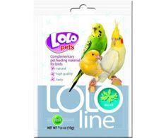 Kraftika Lololine glony - glony dla ptaków 10g, lolo, suplementy