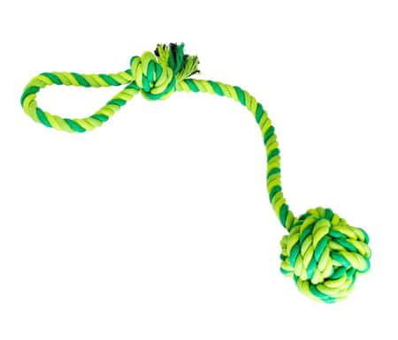 Trixie Ściągacz hip-hop bawełna piłka 9cm