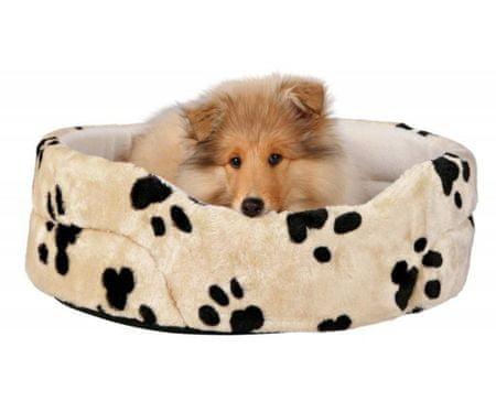 Trixie Sofa 5 charles 70x62cm, - beżowy, trixie, bawełna, plusz
