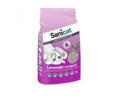 Sanicat Lavender compact 5 l csomósodó bentonit levendula