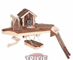 Trixie Domek pro králíky jerrik 50x25x33cm trixie,