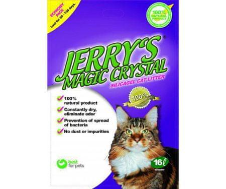 Trixie Jerrys mágikus kristályok 16l levendula, szilikát, alom
