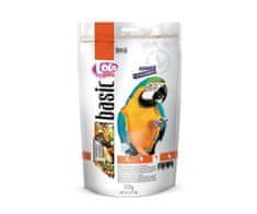 Kraftika Basic pełnoporcjowa karma dla dużych papug 350g
