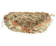 Trixie Hnízdo z trávy pro králíky 33x12x26 cm, trixie, pelíšky