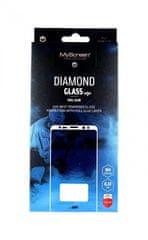 MyScreen Protector Tvrzené sklo Huawei P40 DIAMOND FullGlue černé 49709