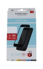 MyScreen Protector Tvrzené sklo Huawei P40 FullGlue LITE černé 49710