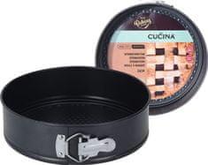 Koopman Forma na pečení kruhová s klipem Ø 24 cm