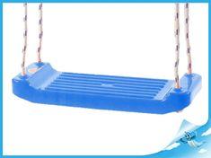 Mikro Trading Houpačka plastová (prkénko) modrá