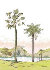 Casadeco Tapeta CUBA Panoramique 54 z kolekcie CUBA