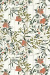 Casadeco Tapeta JARDINS SUSPENDUS CAMELIA 15 z kolekcie JARDINS SUSPENDUS