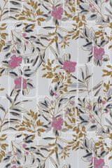 Casadeco Tapeta JARDINS SUSPENDUS CAMELIA 24 z kolekcie JARDINS SUSPENDUS