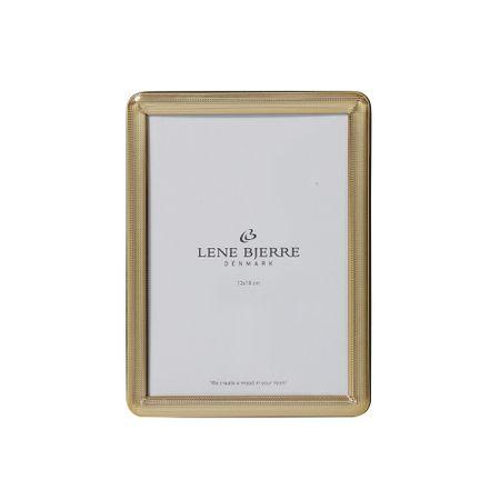 Lene Bjerre AUSTIN képkeret, 15 x 20 cm, 13 x 18 cm, L.gold