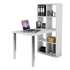 IDEA nábytok PC stôl s knižnicou Lexington