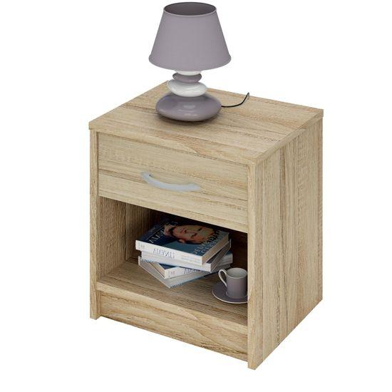 IDEA nábytek Noční stolek 163757 dub