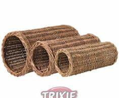 Trixie Proutěný tunel pro králíka 20x38 cm, domečky