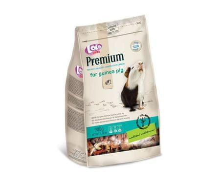 Kraftika Prémium tengerimalac élelmiszer 900g táska,