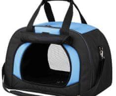 Trixie Utazótáska kilian 31x32x48 cm kék / fekete