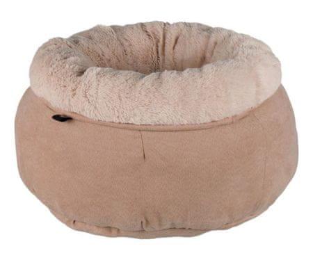 Trixie Kerek ágy elsie plüss 45 cm bézs, trixie, pamut, plüss