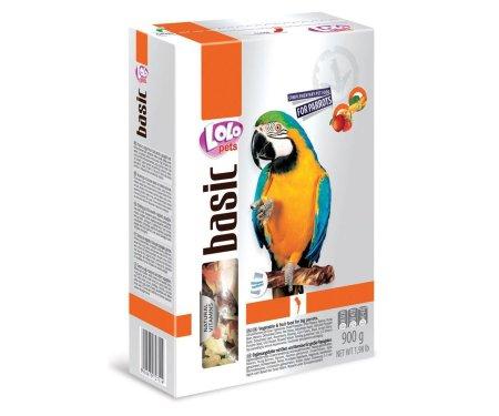 Trixie Lolo alapvető zöldség / gyümölcs élelmiszer nagy papagájok