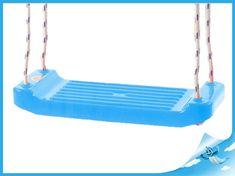 Mikro Trading Houpačka plastová (prkénko) světle modrá