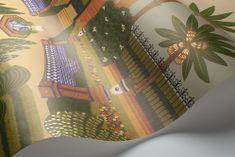 Cole & Son Tapeta ALCAZAR GARDENS 20 z kolekcie SEVILLE