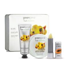 Greenland Bodycare Skin kit, papaja-limona