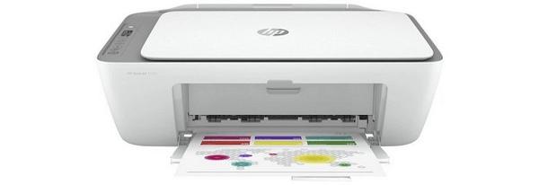 Drukarka HP Deskjet 2720 All-in-One (3XV18B) czarno - biała, tuszowa, odpowiednia do biura