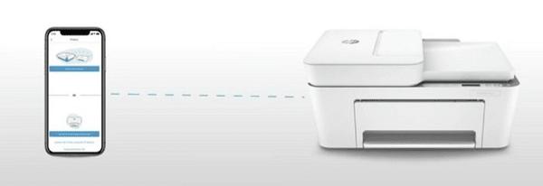 Drukarka HP Deskjet 2720 All-in-One (3XV18B)  atramentowa kolorowe wkłady FINE Canon PRINT AirPrint Mopria