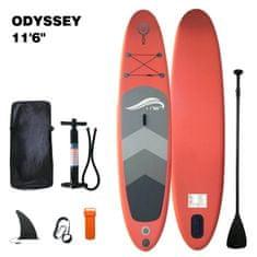 Too Much Odyssey 11.6 SUP, dvoslojni