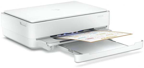Tlačiareň HP Deskjet Plus 6075 Ink Advantage All-in-One (5SE22C) atramentová farebná kazety FINE Canon PRINT AirPrint Mopria