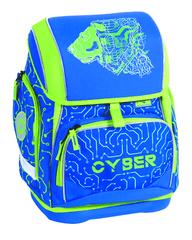 Akta Scool ASC Cyber Lav set, ruksak + pernica + vreća za papuče
