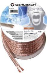 Oehlbach Repro kábel 2,5mm, 10m
