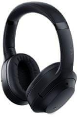 Razer Opus bežične slušalice, crne