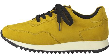 Tamaris női sportcipő 23606_1, 36, sárga
